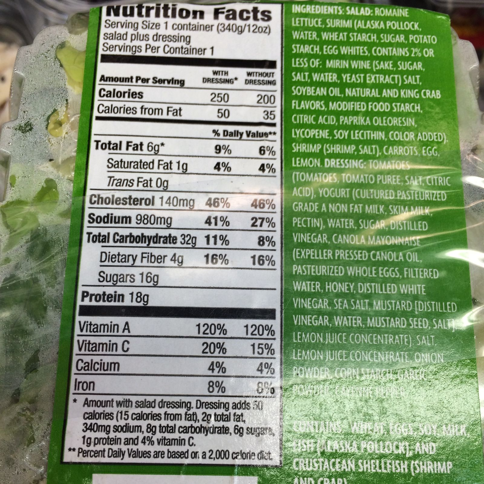 shrimp nutrition facts Vanity metrics are things you can measure that don't matter  when in fact it's  killing it with one type of traffic and failing completely to convert.
